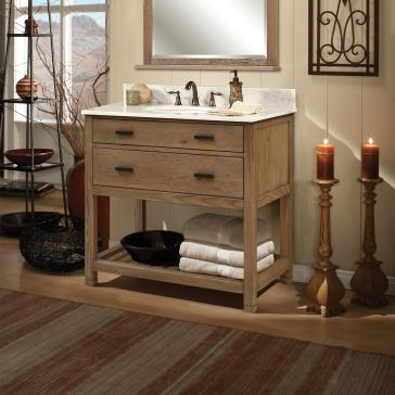 Sagehill Designs Tb4821d Toby 48 Four Drawer Vanity With