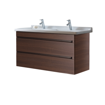 Duravit Ds6490 Durastyle 47 1 4 Quot Wall Mount Vanity Unit