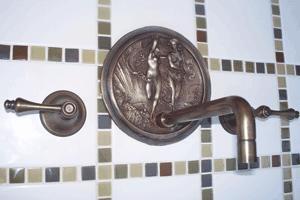 Elite Bath Medallion image-1