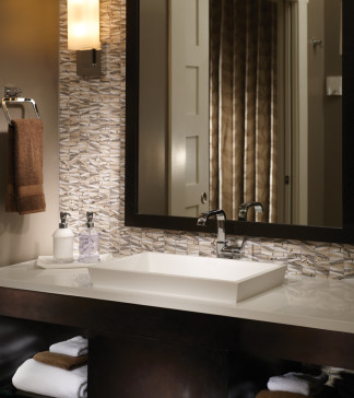 Mti Mtcs731 Boutique Collection Petra Solid Surface Vessel