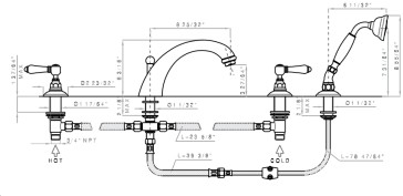 Rohl A2104 image-2