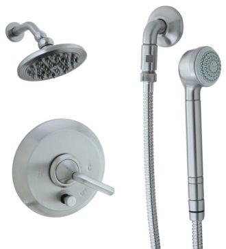 Cifial Hexa Series Custom Shower Package 1 image-1