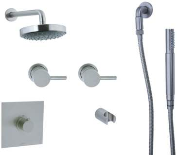 Cifial Techno Custom Shower Package 2 image-1