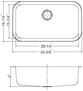 Houzer MGS-3018-1 image-3