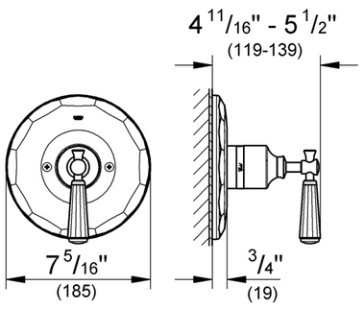 Location Of Shower Valve as well P859524 additionally Shower Control Valve furthermore Linden Collection Shower Trim Monitor 14 Mixing Valve H2o Showerhead Ve ian Bronze moreover B00RVQ0XEE. on shower rough in valve installation