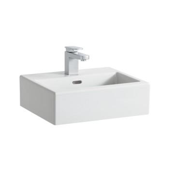laufen living city 450 wall mounted washbasin. Black Bedroom Furniture Sets. Home Design Ideas