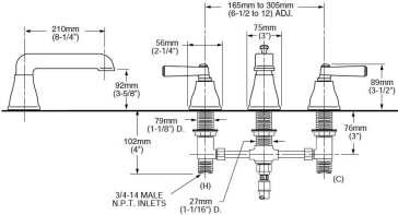 American Standard 2555.900 image-3