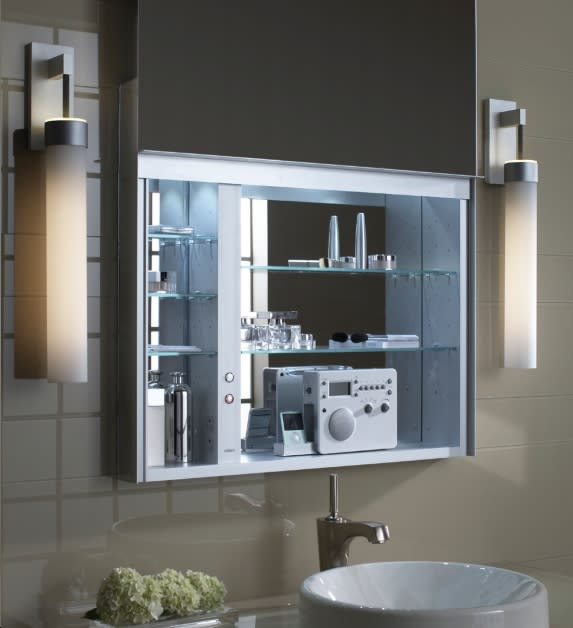 A New Direction: the Robern Uplift Medicine Cabinet - Abode