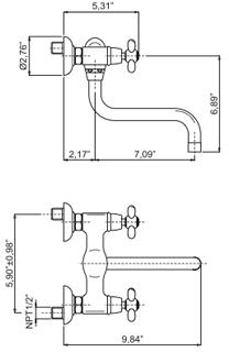 131704121123 moreover Nameeks S5006 Carlo Frattini Wall Mount Kitchen Faucet Product 72183 together with 201400117196 besides P1785369 in addition P1786114. on kitchen door s and pulls