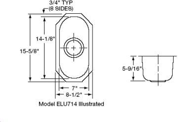 Elkay ELU714 image-2