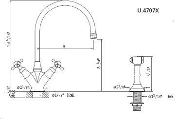 Rohl U.4707X image-2