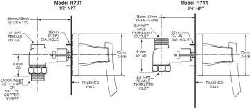 American Standard T010.700 image-3