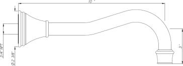 Rohl U.3787 image-2