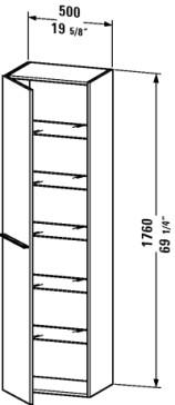 Duravit XL1137 image-1