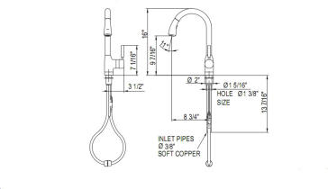 Rohl R7505 image-2