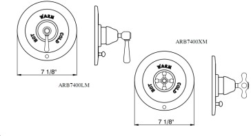 Rohl ARB7400 image-2