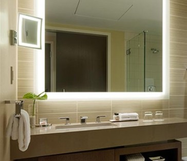 Electric Mirror Sil6036 Silhouette 60 Quot Lighted Mirror