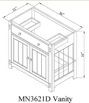 Sagehill Designs MN3621D image-11