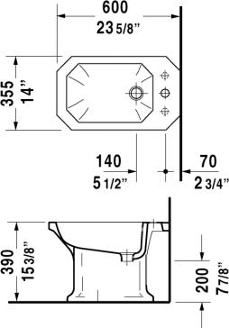 Duravit 026710 set image-5