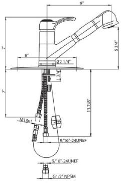 Whitehaus WH23564-C image-3