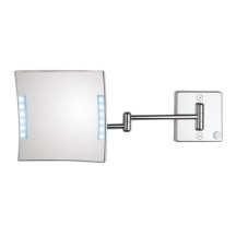 WS Bath Collection Quadrolo Led 61/2KK3