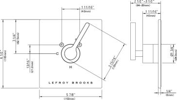 Lefroy Brooks K1-4301 image-2