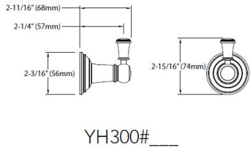 Toto YH300 image-2