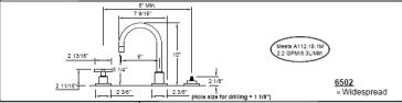 California Faucets 6502 image-2