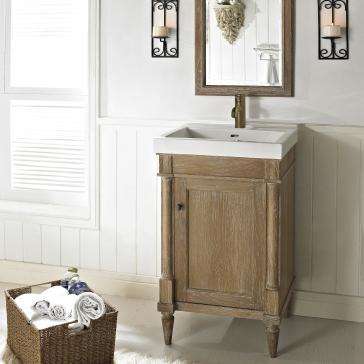Fairmont Designs 142 V2118 Rustic Chic 21 1 2 Vanity