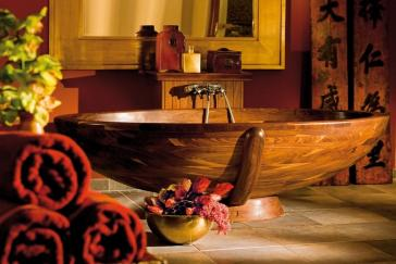 WS Bath Collection Madera Rondes M5 image-1