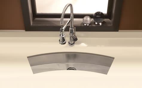 prep sprayer of sink delta bar faucet cabinet kitchen best with modern size faucets and photo addison approx sinks has matching base