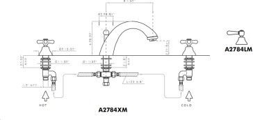 Rohl A2784 image-2