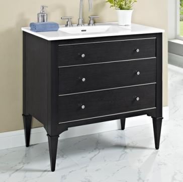 Fairmont designs 1510 v36 charlottesville 36 vanity - Bathroom remodeling charlottesville va ...