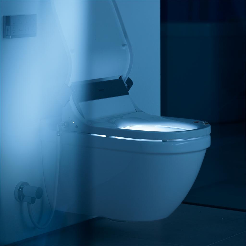 Duravit Starck 3 SensoWash Shower Toilet Seat