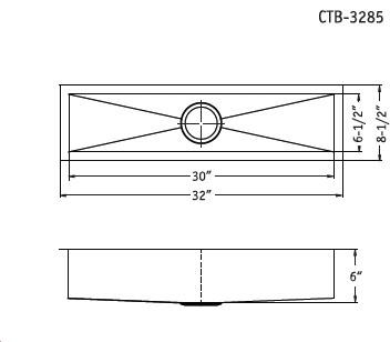 Houzer CTB-3285 image-3