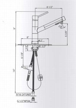 Whitehaus WHLX78568-BN image-3
