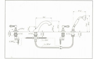 Rohl A1464 image-2
