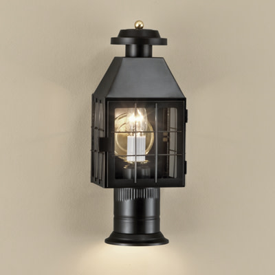 outdoor wallmount lighting