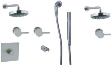 Cifial Techno Custom Shower Package 3 image-1