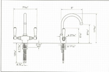Rohl A1676WS image-2
