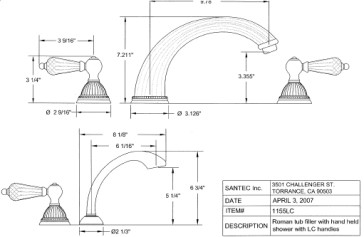 Santec 1155LC image-2
