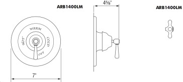Rohl ARB1400 image-3