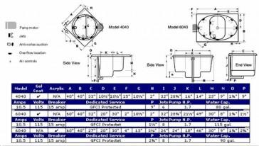 Hydro Systems FUJ6040ACO image-3