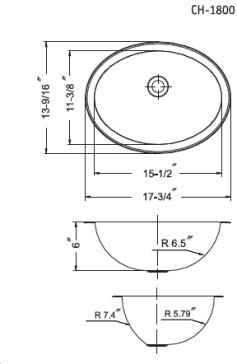 Houzer CH-1800-1 image-3