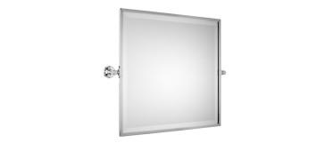 Samuel Heath L6749 Style Moderne 21 Framed Bevelled Tilting Mirror
