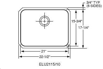 Elkay ELU2115 image-2