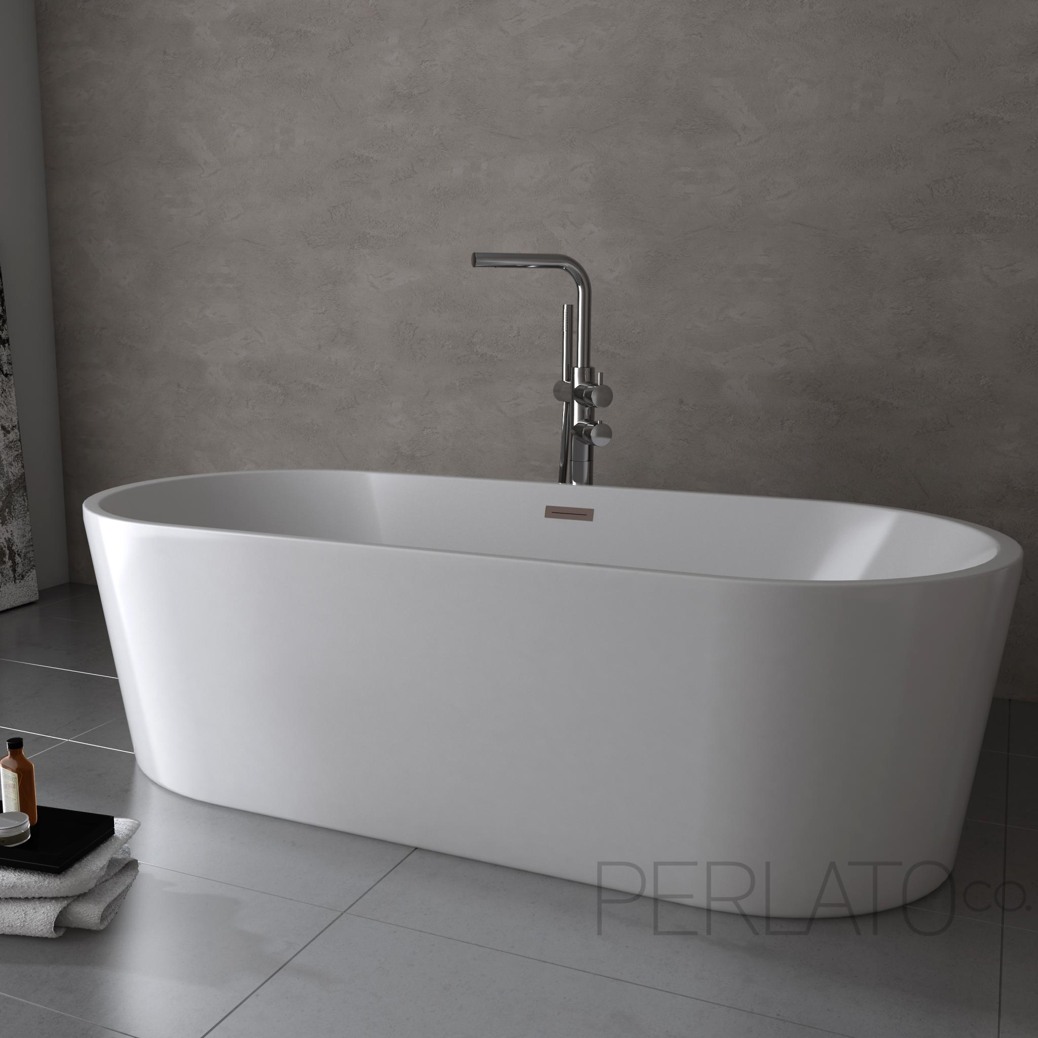 pretty u0026 practical soaker tubs by perlato