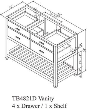 Sagehill Designs TB4821D image-9