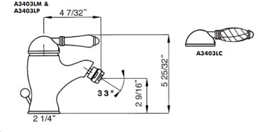 Rohl A3403LC image-2