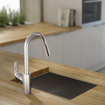 Hansgrohe 04505 Focus Kitchen Faucet